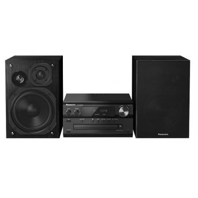Panasonic home stereo set: SC-PMX84 - Zwart