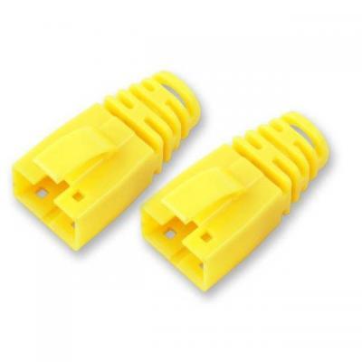 EFB Elektronik 37515.25-100 Kabelbeschermer - Geel