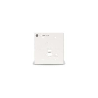 Atlona AT-HDVS-TX-WP-NB Veiligheidsplaatjes voor stopcontacten