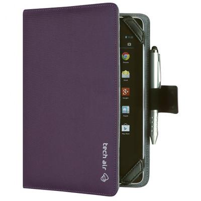 """Tech air 7.0"""" Tablet Universal Folio Case, 176g, Purple Tablet case"""