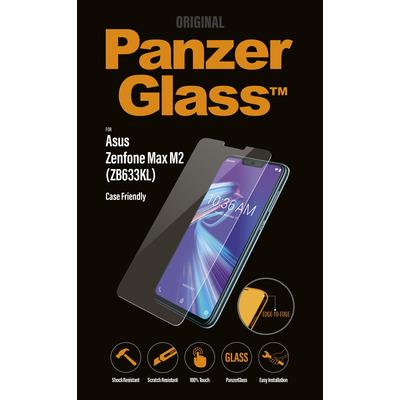 PanzerGlass Asus Zenfone Max M2 (ZB633KL) Edge-to-Edge Screen protector - Transparant