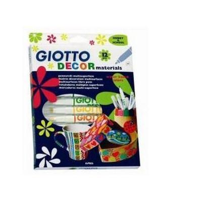 Giotto viltstift: Decor Materials