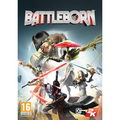 2k game: Battleborn PC