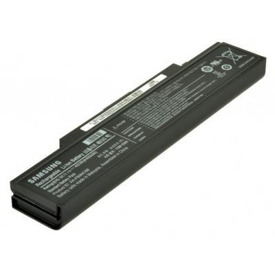 2-Power 11.1 V, 4400 mAh Notebook reserve-onderdeel - Zwart