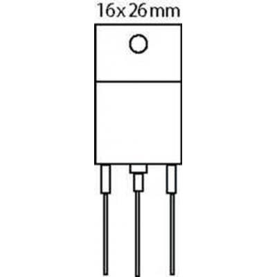 Philips : SI-N 1500 V 12 A 45 W 0.55us
