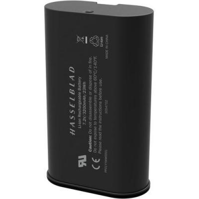 Hasselblad batterij: Rechargeable Li-ion battery (7.2 VDC/3200 mAh) - Zwart