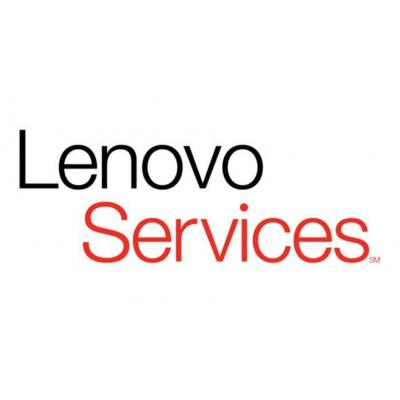 Lenovo 5 years, 24x7 service time (hours x days), 4 hours response time Garantie