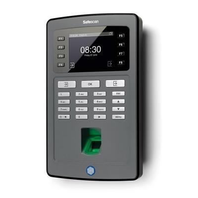 Safescan toegangscontrole-lezer: TA-8020 - Zwart