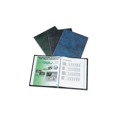 Rillstab album: Display book - Blauw
