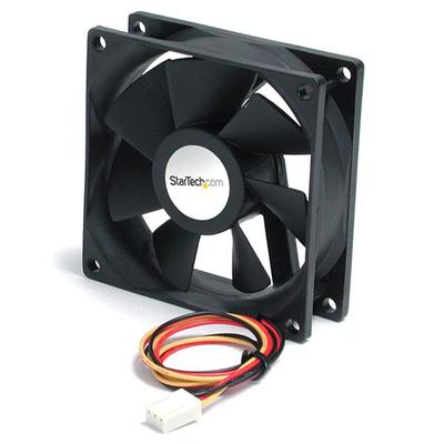 StarTech.com 60x20mm Ventilator voor Computerbehuizing met Kogellagers en TX3 Connector Hardware koeling - .....