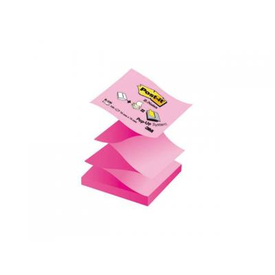 Post-it zelfklevend notitiepapier: Notitieblok Z-note 76x76 rz/pk12