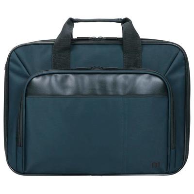 Mobilis Executive 3 One Laptoptas - Zwart,Blauw