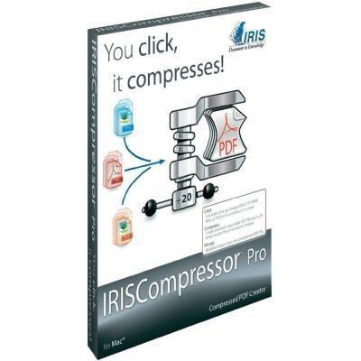 I.r.i.s. desktop publishing: IRISCompressor Pro Mac