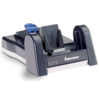 Intermec Single Dock, Modem/USB, RoHS Barcodelezer accessoire - Zwart