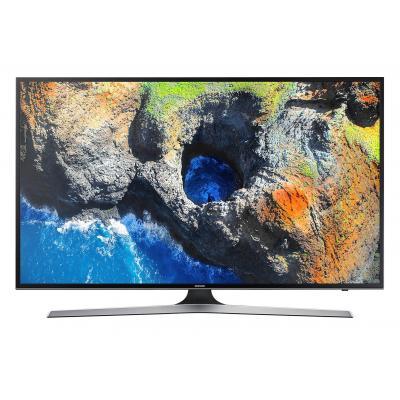 Samsung led-tv: UE55MU6179U - Zwart