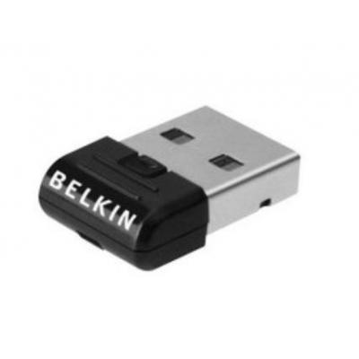 Belkin netwerkkaart: USB 4.0 Bluetooth Adapter - Grijs