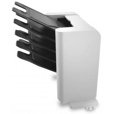 Hp uitvoerstapelaar: LaserJet LaserJet 5-baks sorteersysteem voor 500 vel