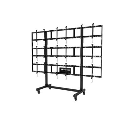 NEC PD02VWM 3x3 46 55 L TV standaard - Zwart