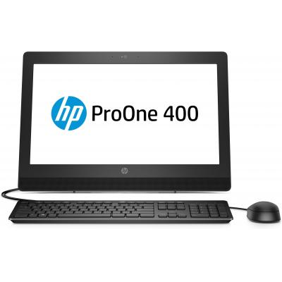 Hp all-in-one pc: ProOne 400 G3 - Zwart (Renew)