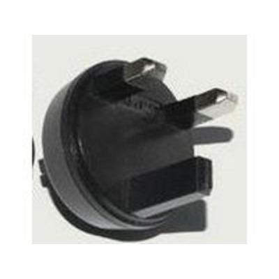 CoreParts MSPT2UK Stekker-adapter - Zwart