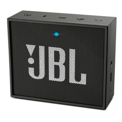 Jbl draagbare luidspreker: Go - Zwart
