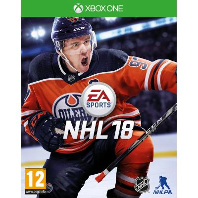 Electronic arts game: NHL 18  Xbox One