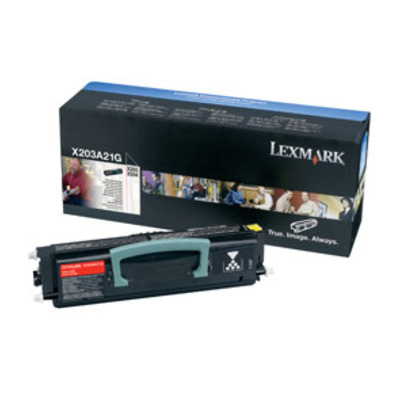 Lexmark X203A21G toner