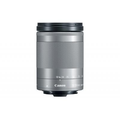 Canon camera lens: EF-M 18-150mm f/3.5-6.3 IS STM - Zilver