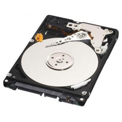 Western Digital Scorpio Black 500GB interne harde schijf - Zwart
