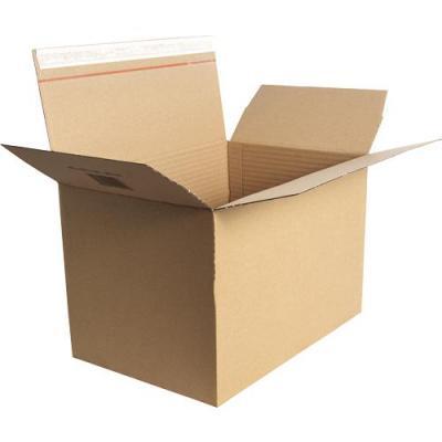Fellowes Bankers Box® Fastfold® Variable Versandbox (A5+), 7374801 inpakmateriaal - Bruin