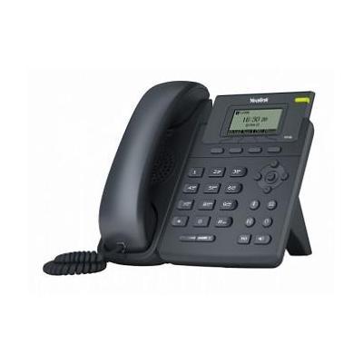 Yealink ip telefoon: SIP-T19P E2 - Zwart