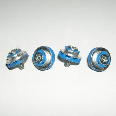 "Hp schroef en bout: 2.5"" HDD/SSD M3 Grommet Screws (Bulk 48)"