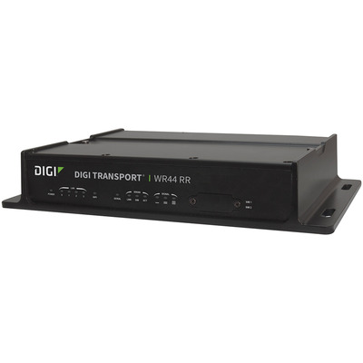 Digi WR44-L9G4-AE1-MD Wireless router - Zwart