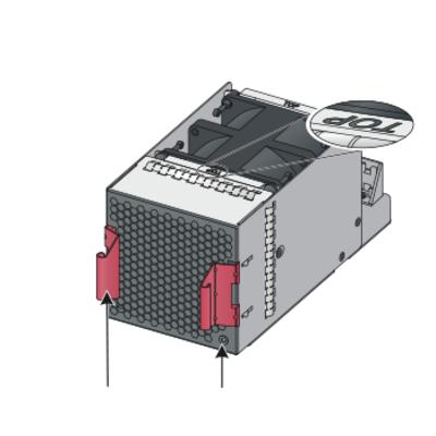 Hewlett Packard Enterprise JH186A hardware koeling accessoires