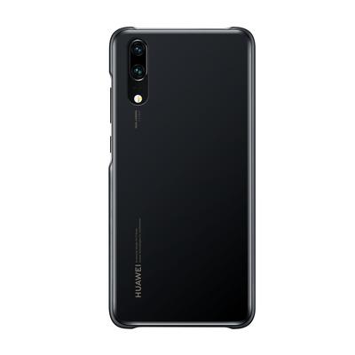 Huawei Color Case Mobile phone case - Zwart, Doorschijnend