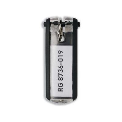 Durable sleutehanger: KEY CLIP - Zwart