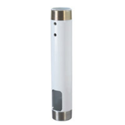 """Chief CMS006W, 6"""" (152 mm) Speed-Connect Fixed Extension Column, White - Wit"""