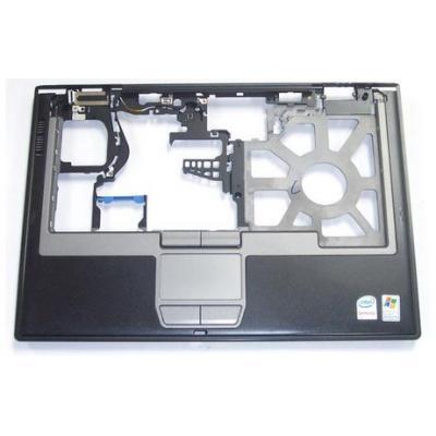 Dell notebook reserve-onderdeel: Palmrest with Touchpad, Black - Zwart