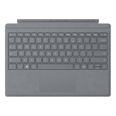 Microsoft Surface Go Signature Type Cover Mobile device keyboard - Platina