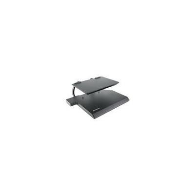 Lenovo monitorarm: Easy Reach Monitor Stand - Zwart