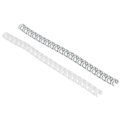 GBC WIREBIND 21LOOP A4 14MM BLACK (100) Ringband - Zwart