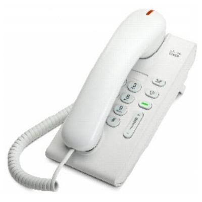 Cisco IP telefoon: 6901 - Wit