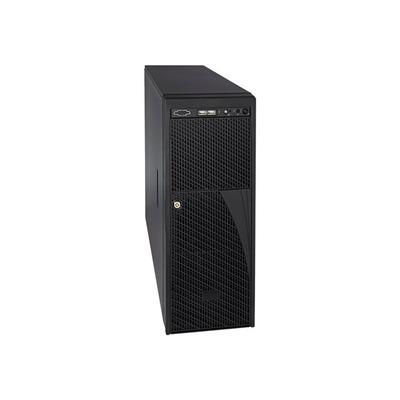 Intel server barebone: Server System P4308SC2MHGC - Zwart