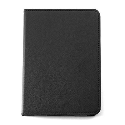 Gecko covers e-book reader case: Folio Voyage Case Amazon Kindle, Faux Leather, Black - Zwart