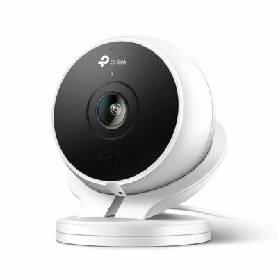 TP-LINK Kasa Cam Outdoor Webcam - Wit