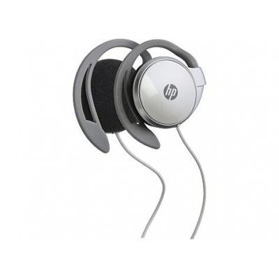 HP H2000 White Stereo Headset headset - Wit