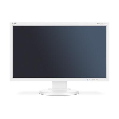 NEC MultiSync E233WMi Monitor - Wit