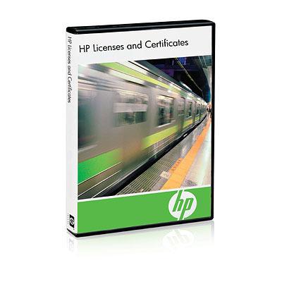 Hewlett Packard Enterprise T5527A Software licentie