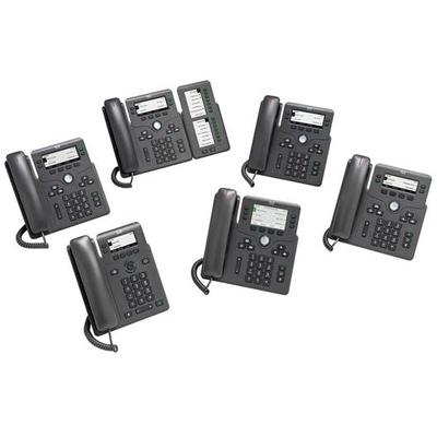 Cisco CP-6861-3PW-CE-K9= IP telefoons