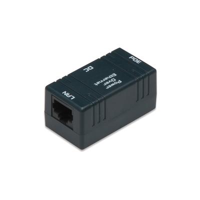 Digitus Passive PoE wall mount box 1x RJ45, 1x DC, 1x PoE PoE adapter